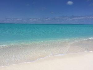 Perfect Hawaiian beach